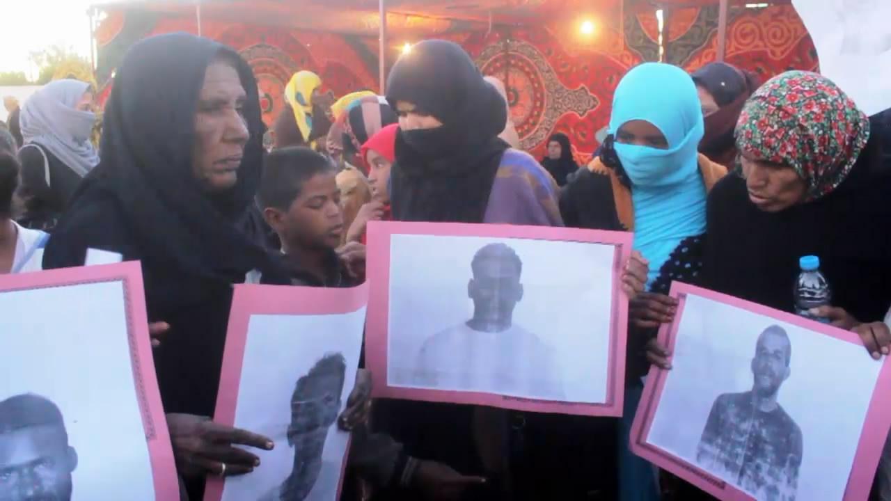 اسر ضحايا القصف - اوباري