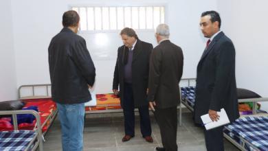 افتتاح قسم الرجال بمستشفى النفسية بنغازي