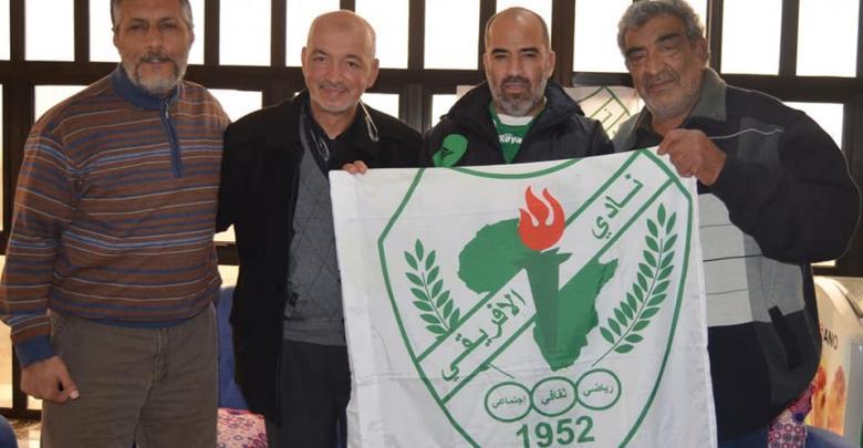 """تعاقد نادي الأفريقي درنة مع المدرب التونسي """"علي النابلي"""""""