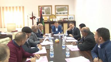 Photo of اجتماع لدعم رياضة التجديف الليبية
