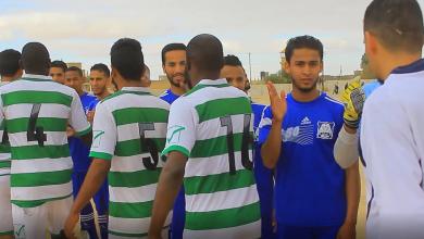 الجوهرة يفوز على التضامن في افتتاح دوري الدرجة الثالثة