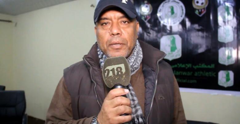المدرب التونسي منير حريز