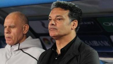 المدرب المصري إيهاب جلال
