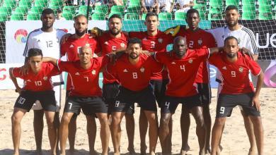 المنتخب الوطني للكرة الشاطئية