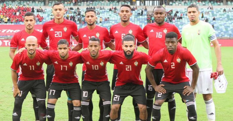 المنخب الوطني الليبي