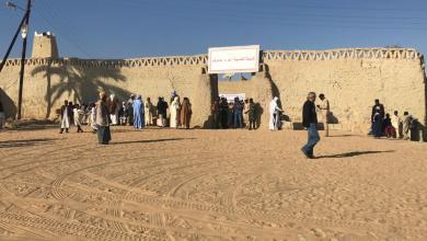 صورة فعاليات فريدة باليوم الثاني لمهرجان غات السياحي