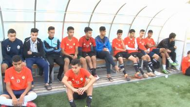 صورة منتخب الناشئين يستعد لبطولة المغرب