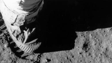 حذاء فضائي