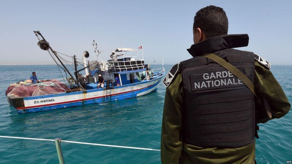 خفر السواحل التونسي