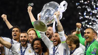 """Photo of ريال مدريد في صدارة تصنيف """"يويفا"""""""