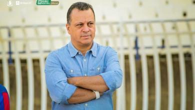 رئيس نادي الأهلي طرابلس ساسي بوعون