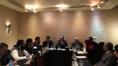 عبد الجليل يتابع أحوال الليبيين التعليمية في مصر