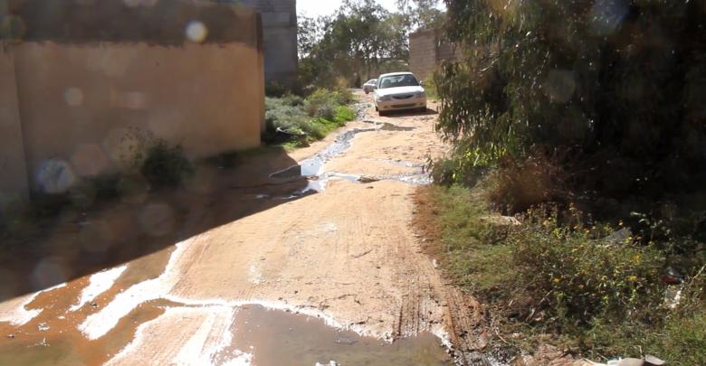 أزمة بيئية وصحية تهدّد أهالي الغربيات