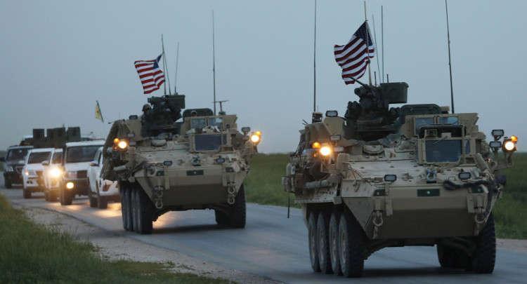 قوات أميركية