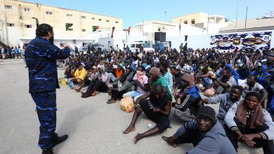 مركز لإيواء اللاجئين الضعفاء في طرابلس