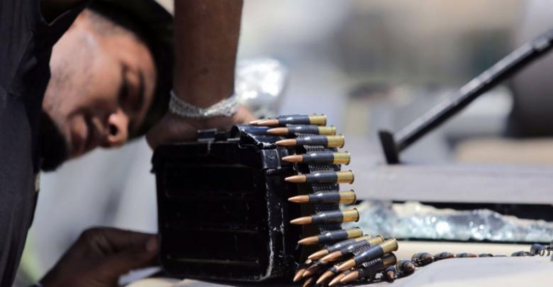 مسلح - ليبيا