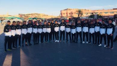 صورة تحدٍ صعب لمنتخب تحت 17 عاما بالمغرب