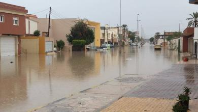 Photo of منخفض جوي على ليبيا اليوم الجمعة