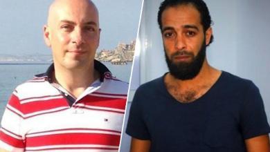"""صورة المحتال المالطي""""غافا"""" التقى التاجوري في طرابلس"""