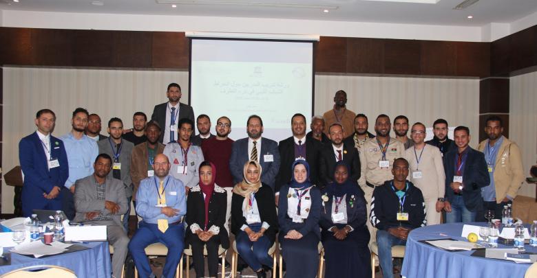 ورشة عمل لنشر السلام في ليبيا