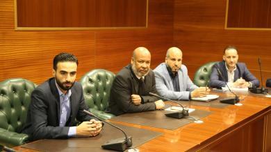 وزير الصحة المفوض بحكومة الوفاق أحميد محمد بن عمر