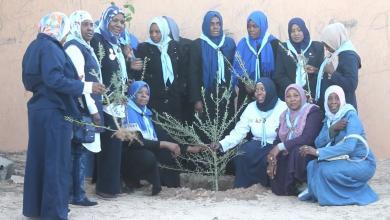 احتفالية كشافة ومرشدات مرزق بيوم الرائد العربي