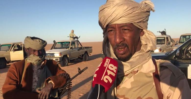 كالي محمد - آمر قوة بر السلام