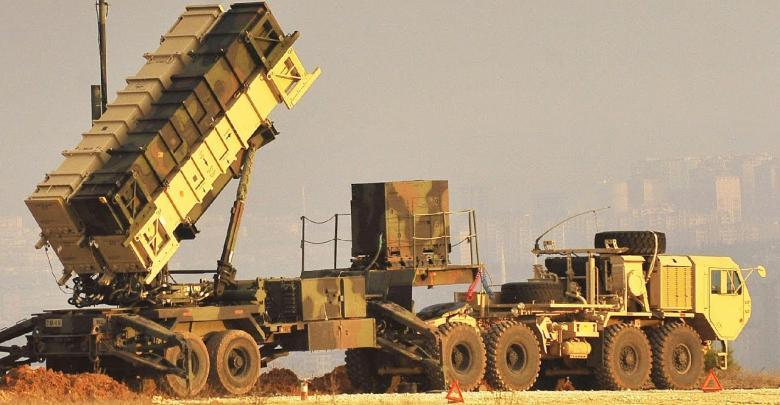 أنظمة باتريوت للدفاع الجوي والصاروخي
