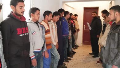 Photo of ضبط 20 مصري متسلل في أجدابيا
