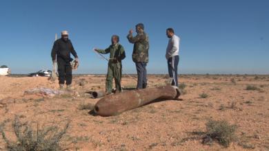 Photo of إنقاذ بئر الغنم من 15 طناً من المُتفجرات