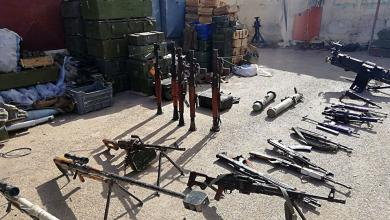 Photo of شحنة أسلحة في طريقها لمُسلّحي الوفاق