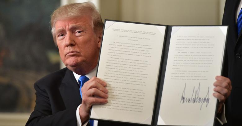 اعتراف ترامب بالقدس عاصمة لإسرائيل