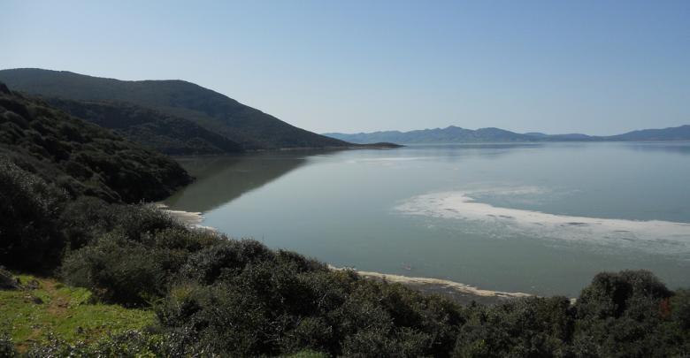 بحيرة إشكل