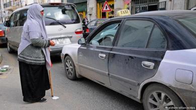 صورة داخلية الوفاق: التسوّل يضر بأمن ليبيا