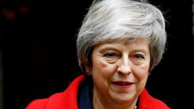 """رئيسة الوزراء البريطاني """"تيريزا ماي"""