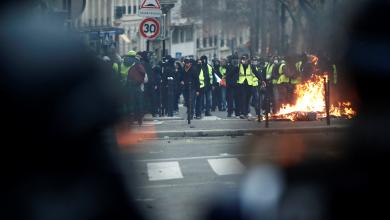 Photo of البرلمان الفرنسي يجيز قانون يحد من الاحتجاجات