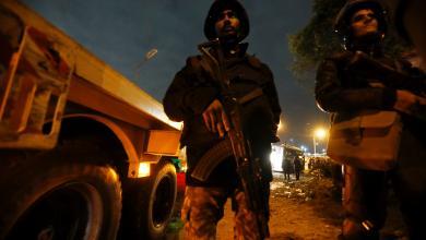 صورة الأمن المصري يقتل عنصرين إرهابيين شديدي الخطورة