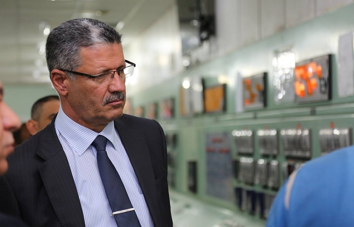 رئيس شركة غاز الجنوب الحكومية العراقية، حيان عبد الغني