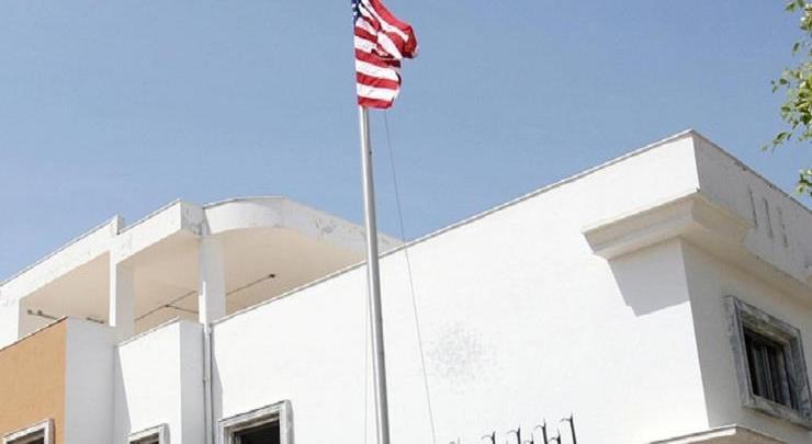 """Iعودة محتملة """"للسفارة الأمريكية"""" في ليبيا"""