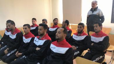 Photo of اختبارات اجتياز الشارة الدولية لحكام كرة القدم المصغرة