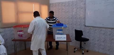 انتخابات البلدية في ليبيا- إرشيفية
