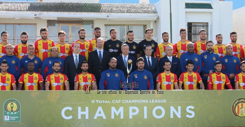الترجي التونسي بطل دوري أبطال أفريقيا