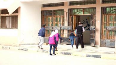 صورة غُبار الحرب يغطي مدارس درنة