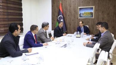 النائب بالمجلس الرئاسي، أحمد معيتيق