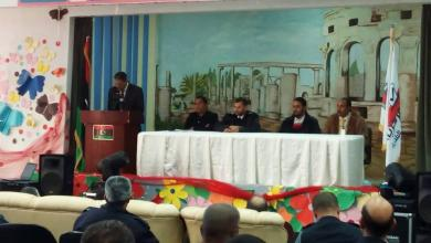 "Photo of ندوة حول الانتخابات في بلدية ""حي الأندلس"""