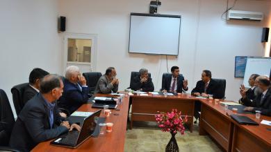 "Photo of اجتماع لتعليم الوفاق حول ""مؤتمر العلوم والتقنية"""