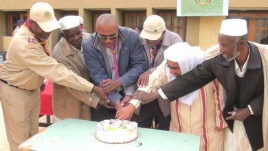 فوج تكركيبة للكشافة والمرشدات ببلدية بنت بيه ذكرى
