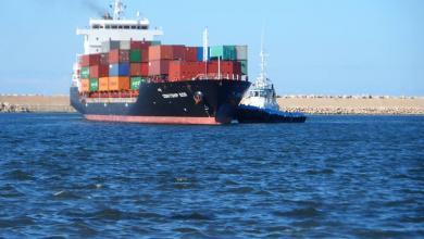 """Photo of سفن """"لنقل الحبوب"""" ترسو في """"ميناء بنغازي"""""""