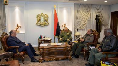 Photo of توجيه لدعم الخطة الأمنية في بنغازي