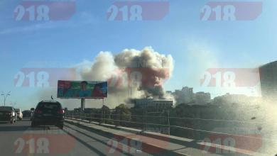 الهجوم الإرهابي على خارجية الوفاق